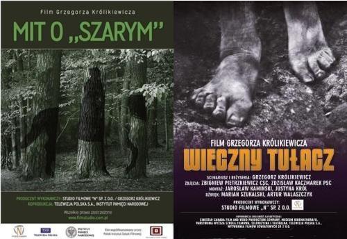 plakaty filmow G. Królikiewicza