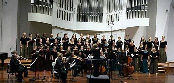 Skowronki w katedrze, fot. org.