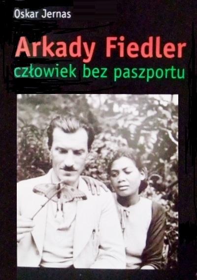 A41. Okładka książki Oskara Jernasa o A. Fiedlerze DSCF2997