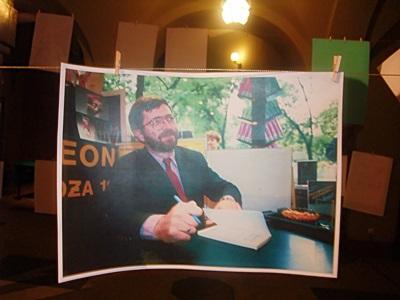 4. Spotk. pośw. S. Barańczakowi, fot. SP,DSCF1460