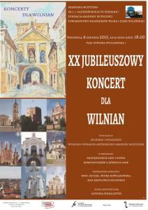 Oryginał. 6 12 2015 koncert dla Wilnian