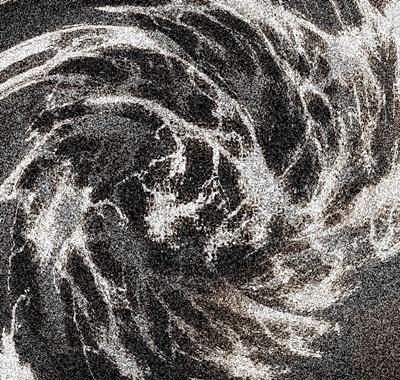 Ukorzenny, grafika , r. 400 x 380, miniatura, Stefania Pruszyńska
