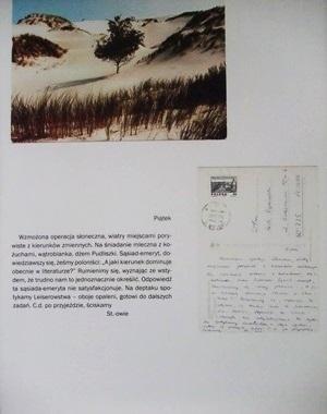 2. Wystawa Widokówko znad morza i nie tylko, fot. Stefania Pruszyńska, DSCF1807