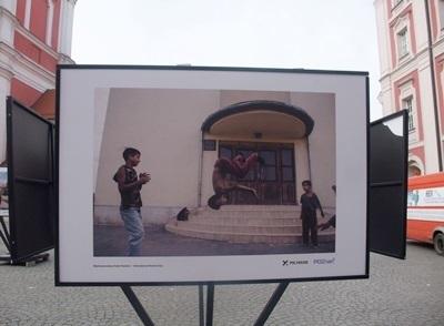 7.3. Międzynarodowy Dzień Romów 2016, fot. Stefania Pruszyńska