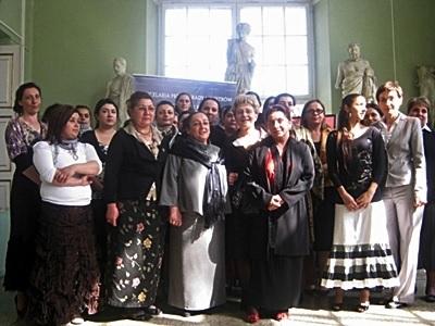 1. Seminarium MSWiA Być Romką w XXI wieku, fot. Stefania Pruszyńska