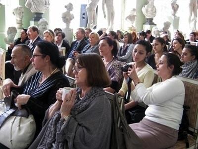 3. Seminarium MSWiA Być Romką w XXI wieku, fot. Stefania Pruszyńska